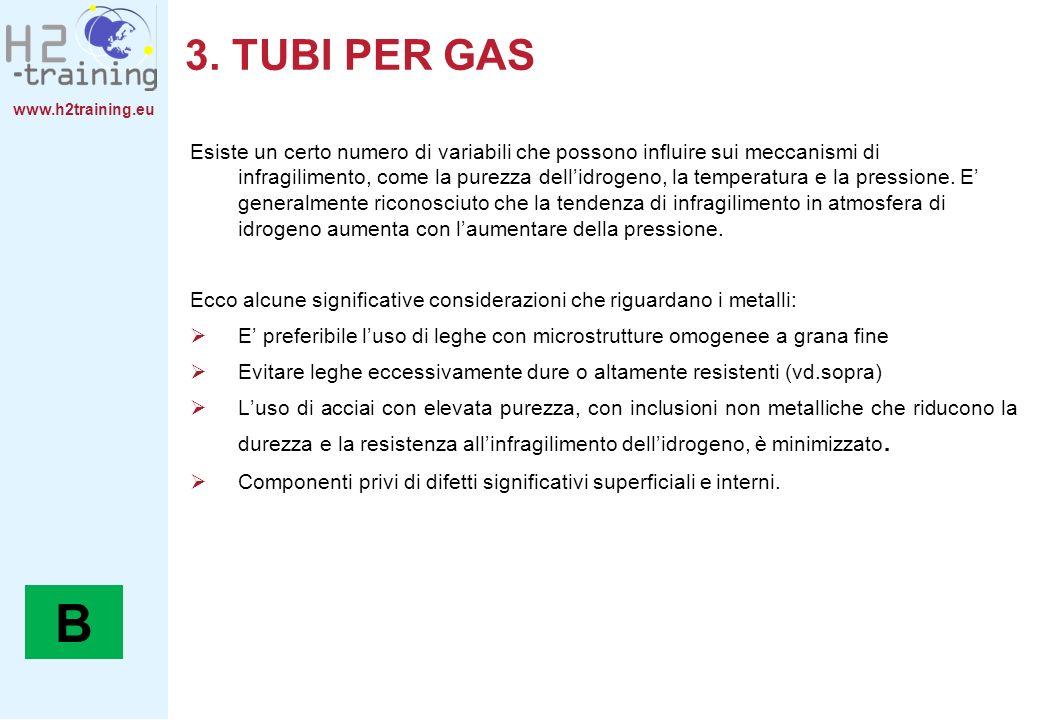 3. TUBI PER GAS