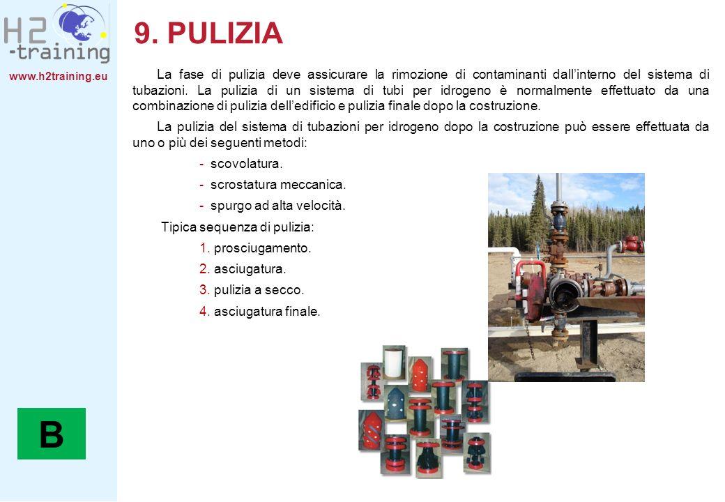 9. PULIZIA