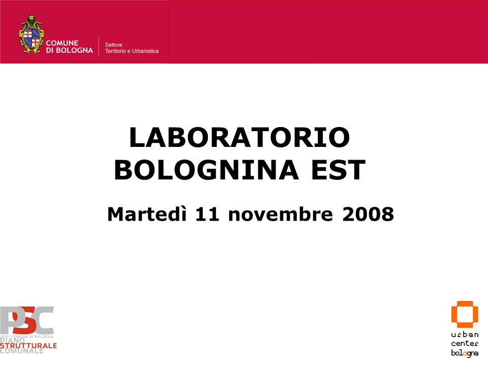 LABORATORIO BOLOGNINA EST