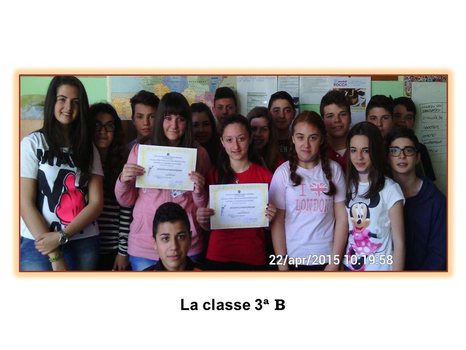 La classe 3ª B