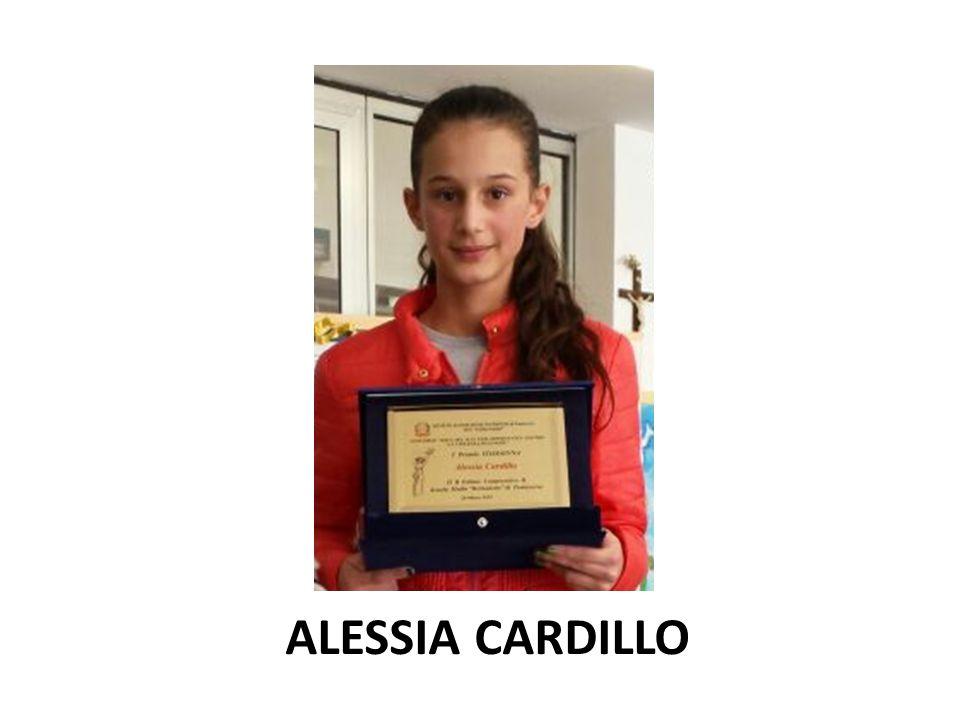 ALESSIA CARDILLO