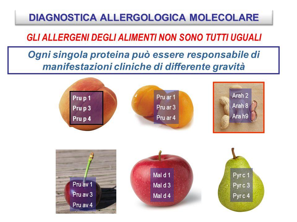 DIAGNOSTICA ALLERGOLOGICA MOLECOLARE