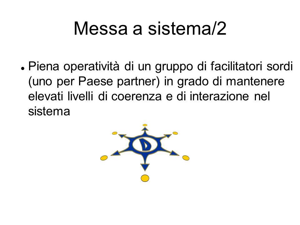 Messa a sistema/2