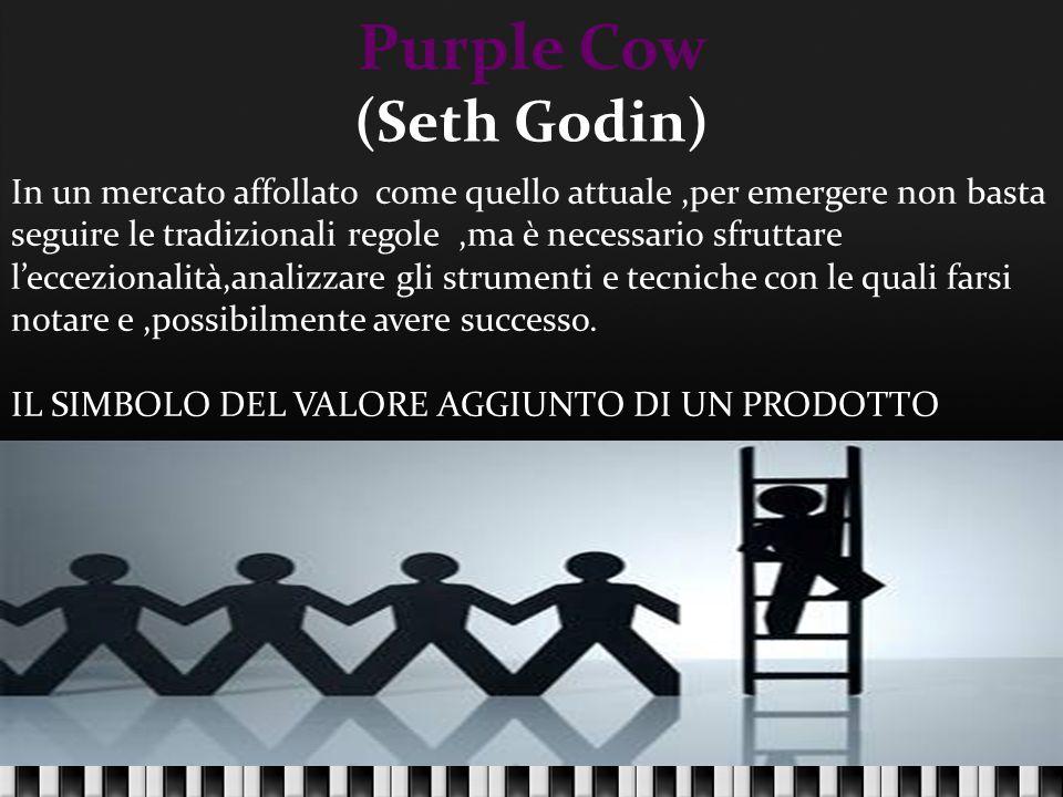 Purple Cow (Seth Godin)