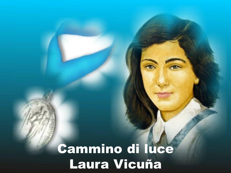 Cammino di luce Laura Vicuña