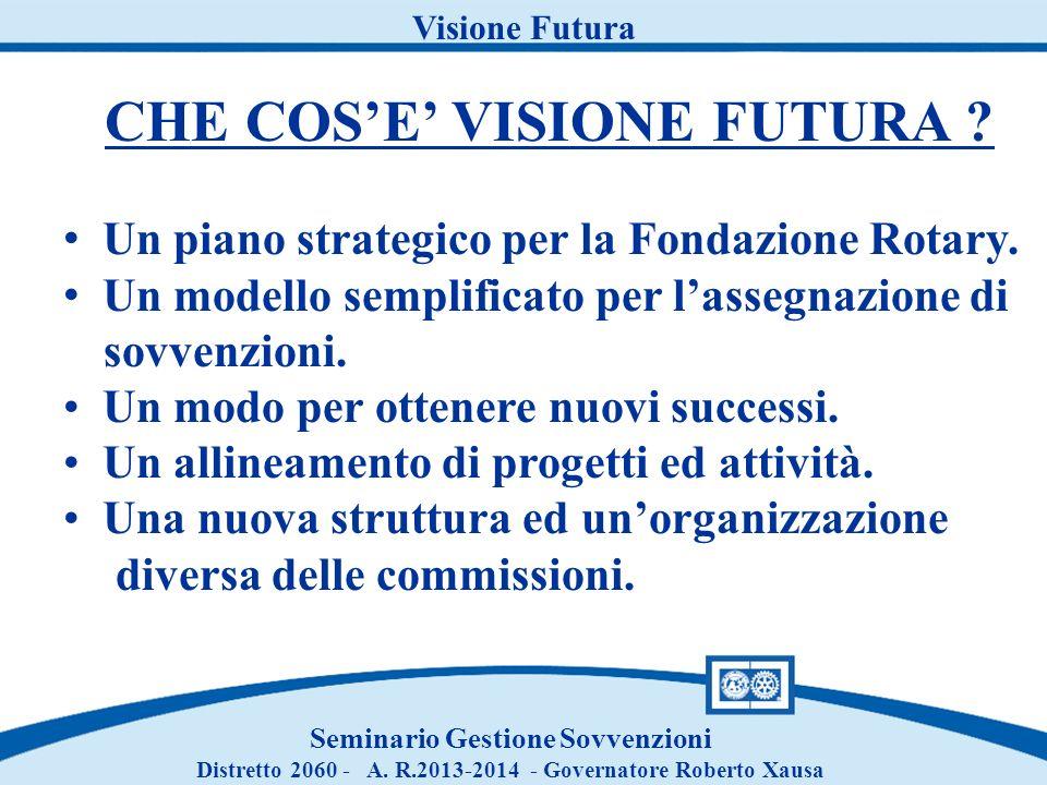 CHE COS'E' VISIONE FUTURA