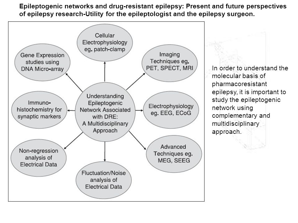 Epileptogenic networks and drug-resistant epilepsy: Present and future perspectives of epilepsy research-Utility for the epileptologist and the epilepsy surgeon.