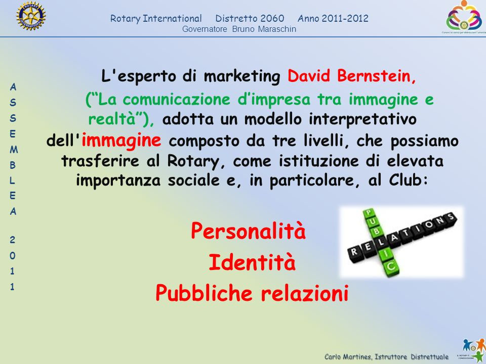 L esperto di marketing David Bernstein,