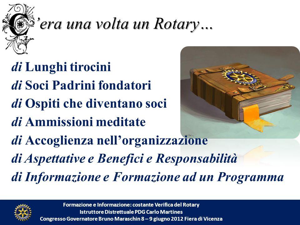 C'era una volta un Rotary…