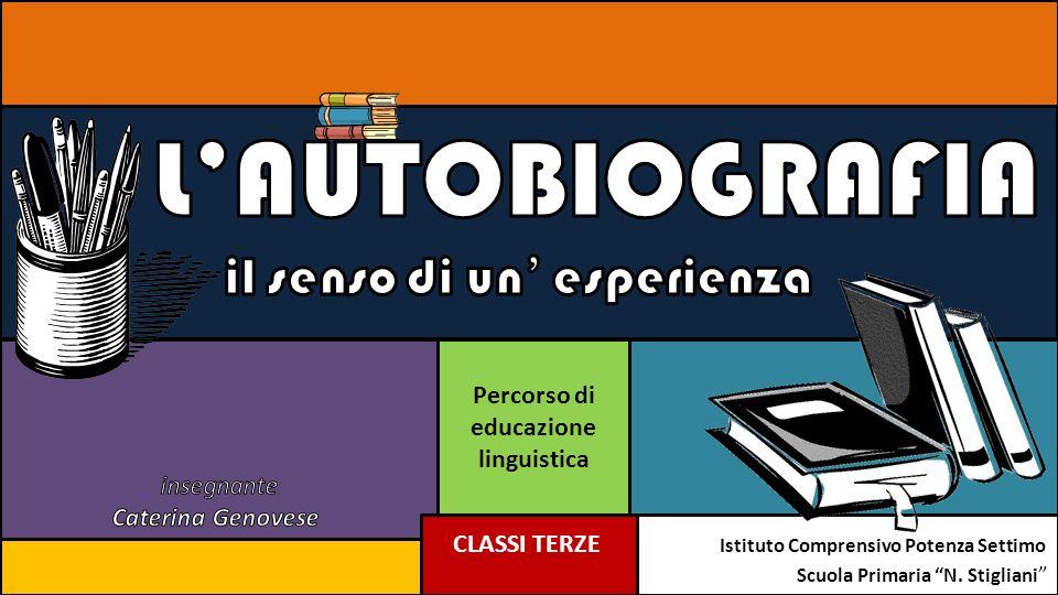 Percorso di educazione linguistica