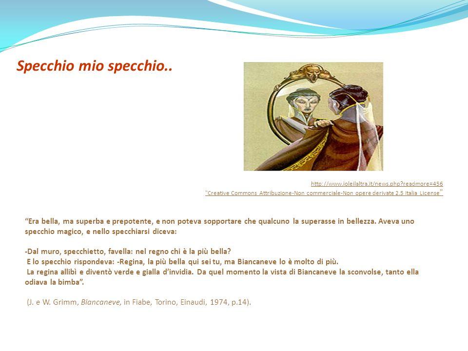 Specchio mio specchio.. http://www.ioleilaltra.it/news.php readmore=456.