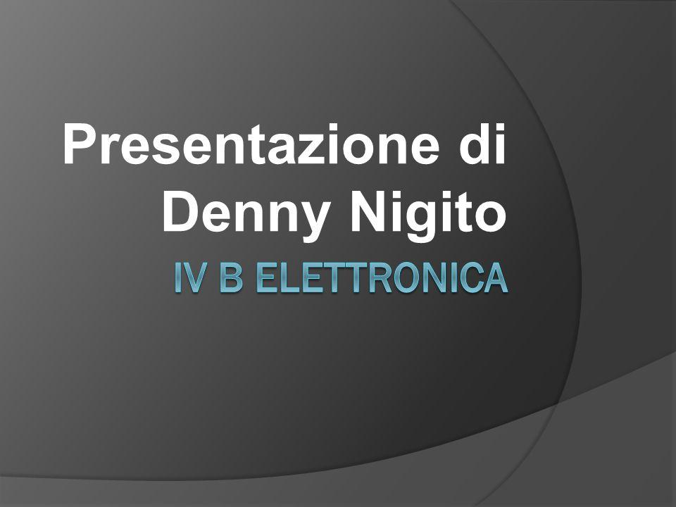 Presentazione di Denny Nigito