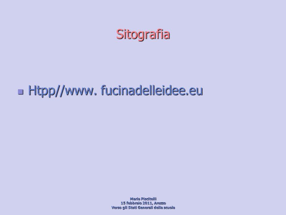 Htpp//www. fucinadelleidee.eu
