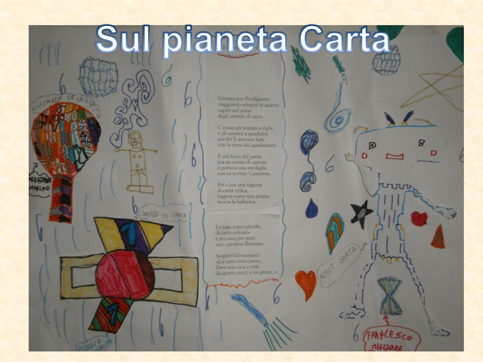 Sul pianeta Carta