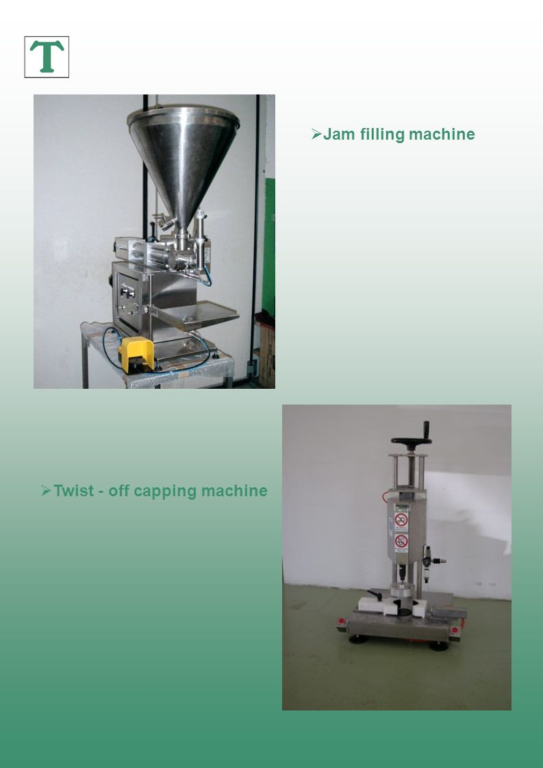 Twist - off capping machine