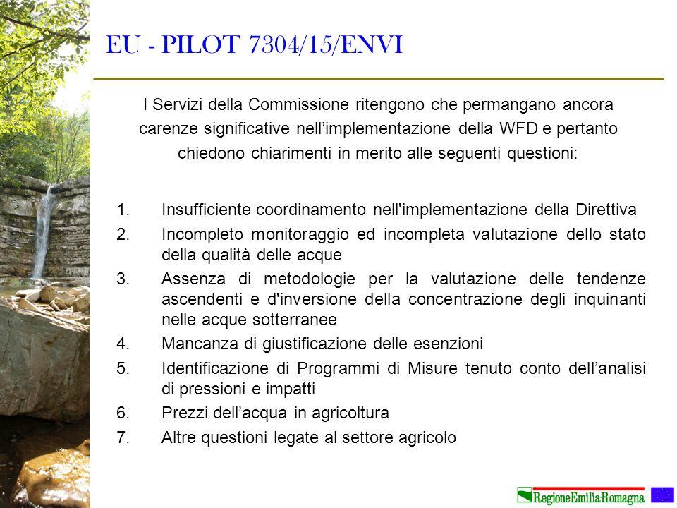 EU - PILOT 7304/15/ENVI
