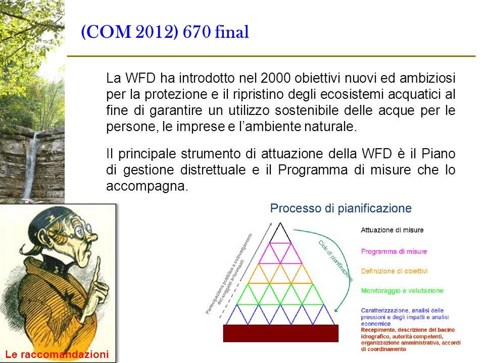 (COM 2012) 670 final