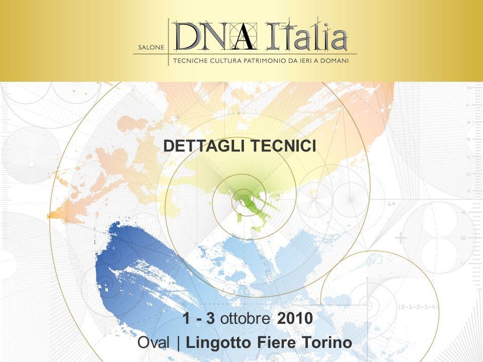 Oval | Lingotto Fiere Torino