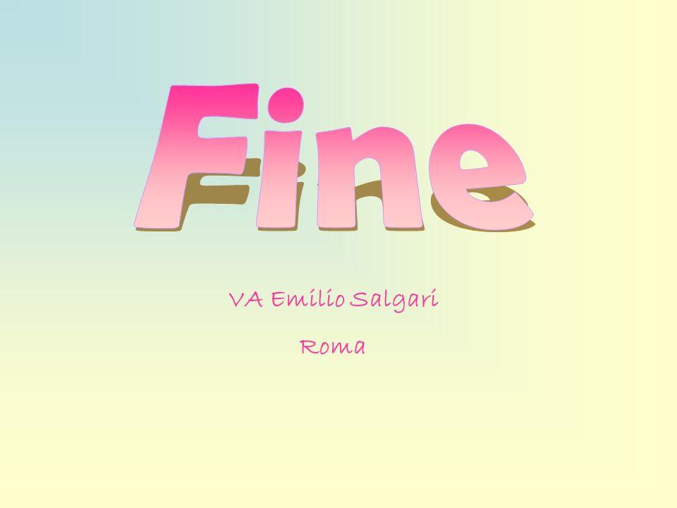 Fine VA Emilio Salgari Roma