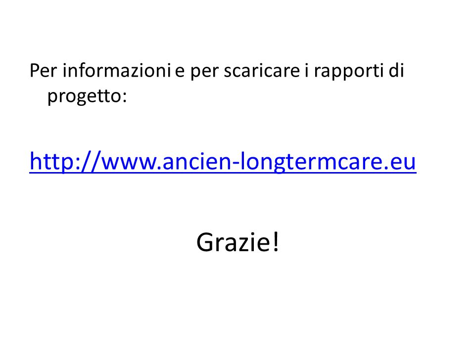 Grazie! http://www.ancien-longtermcare.eu