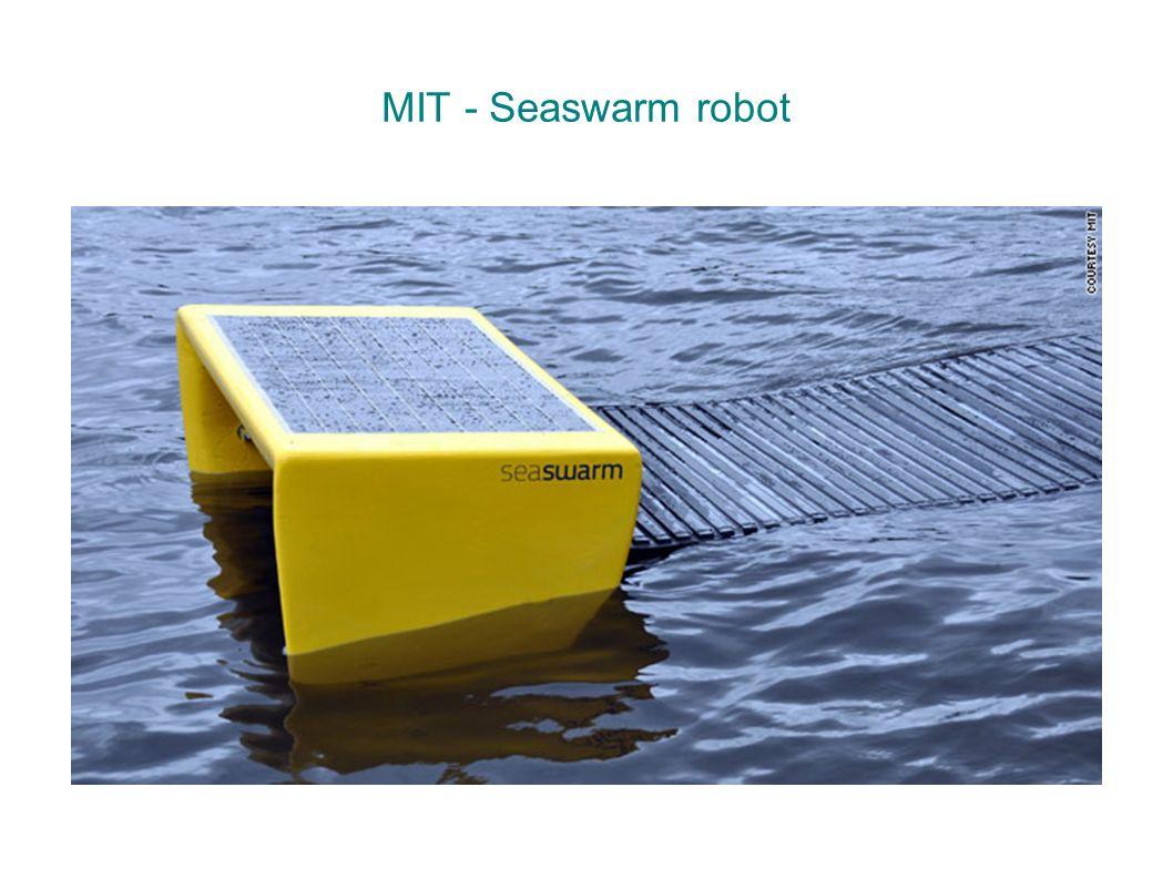 MIT - Seaswarm robot