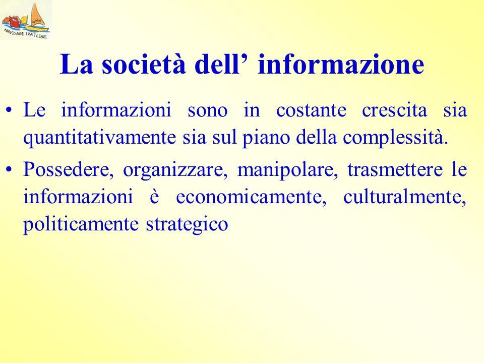 La società dell' informazione