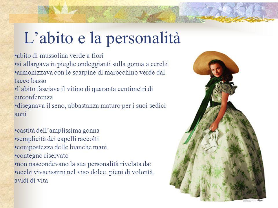 L'abito e la personalità