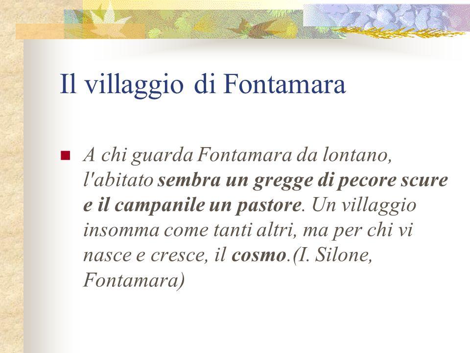 Il villaggio di Fontamara