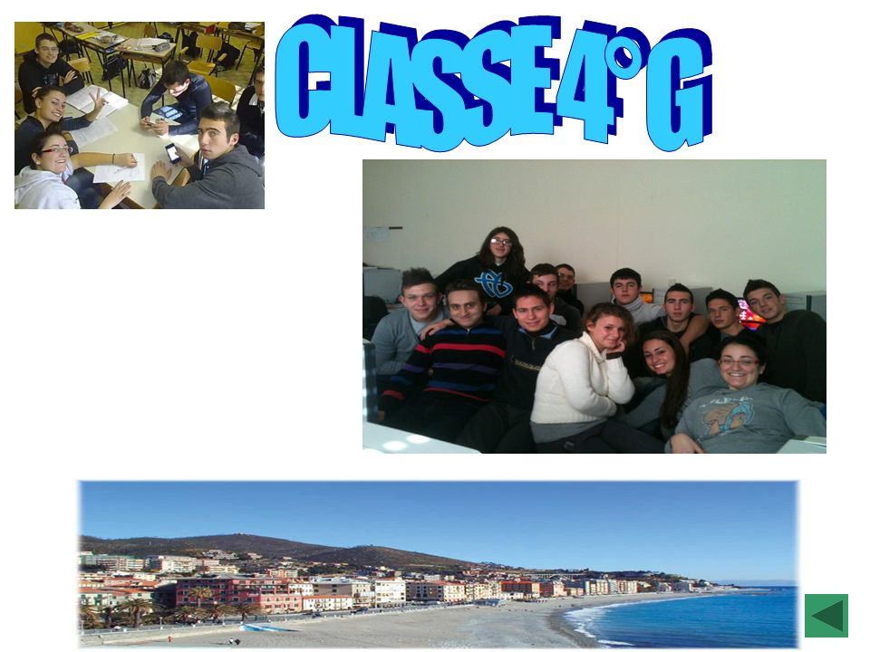 CLASSE 4° G