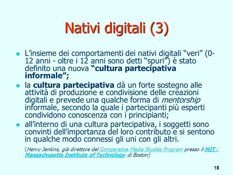 Nativi digitali (3)