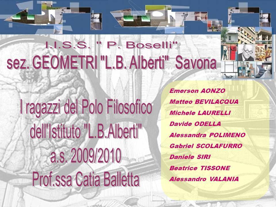 sez. GEOMETRI L.B. Alberti Savona