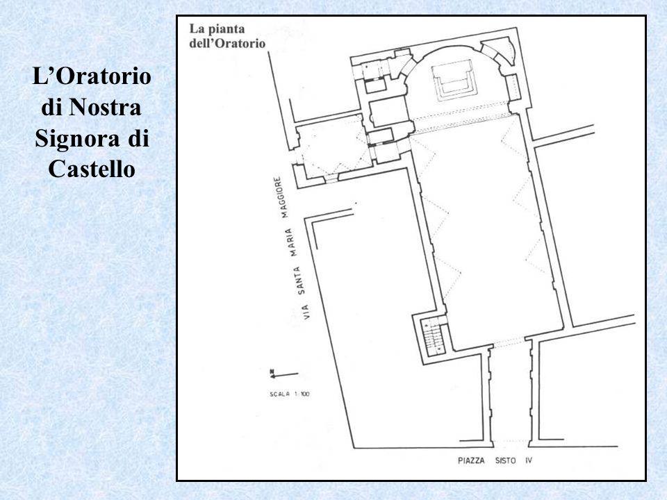 L'Oratorio di Nostra Signora di Castello