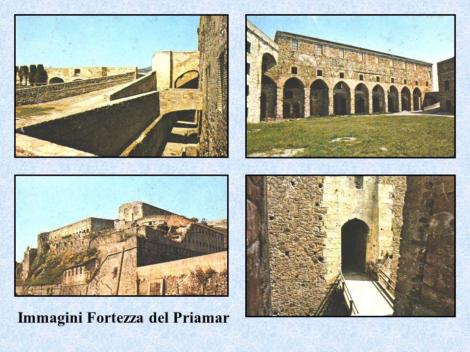 Immagini Fortezza del Priamar