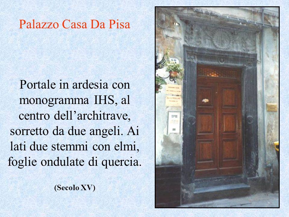 Palazzo Casa Da Pisa