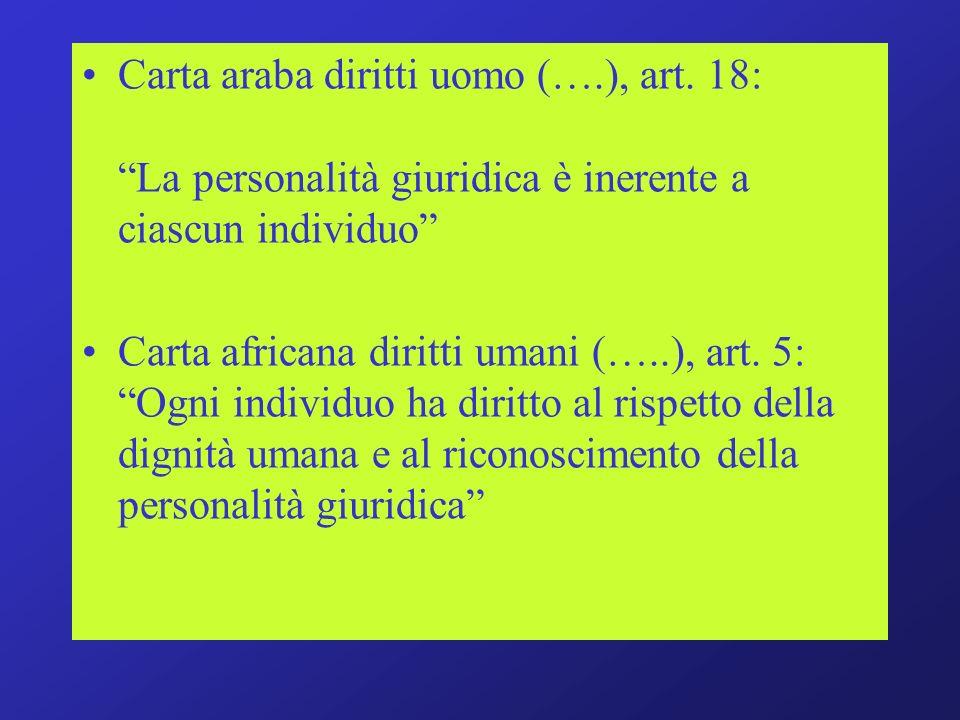 Carta araba diritti uomo (…. ), art