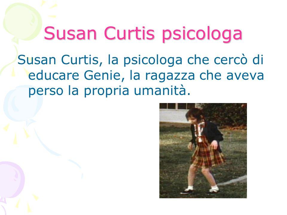 Susan Curtis psicologa
