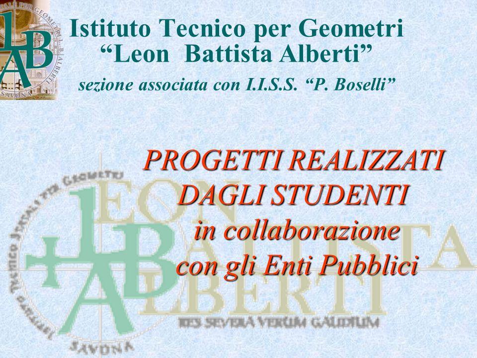 Istituto Tecnico per Geometri Leon Battista Alberti sezione associata con I.I.S.S. P. Boselli