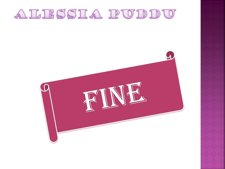 Alessia Puddu Fine