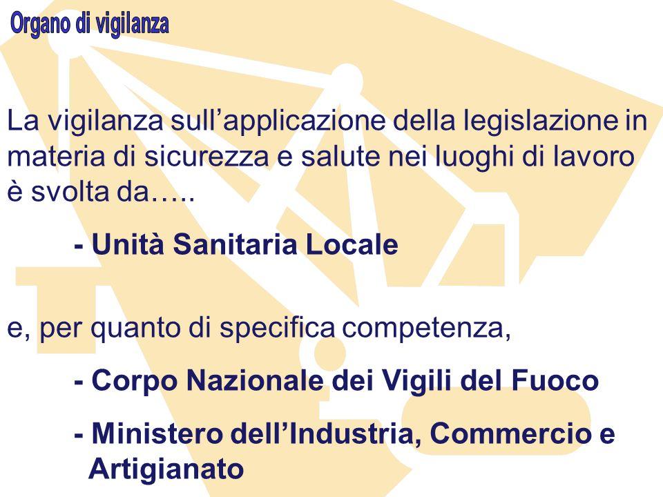 - Unità Sanitaria Locale