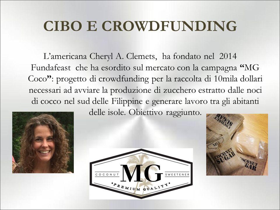 CIBO E CROWDFUNDING