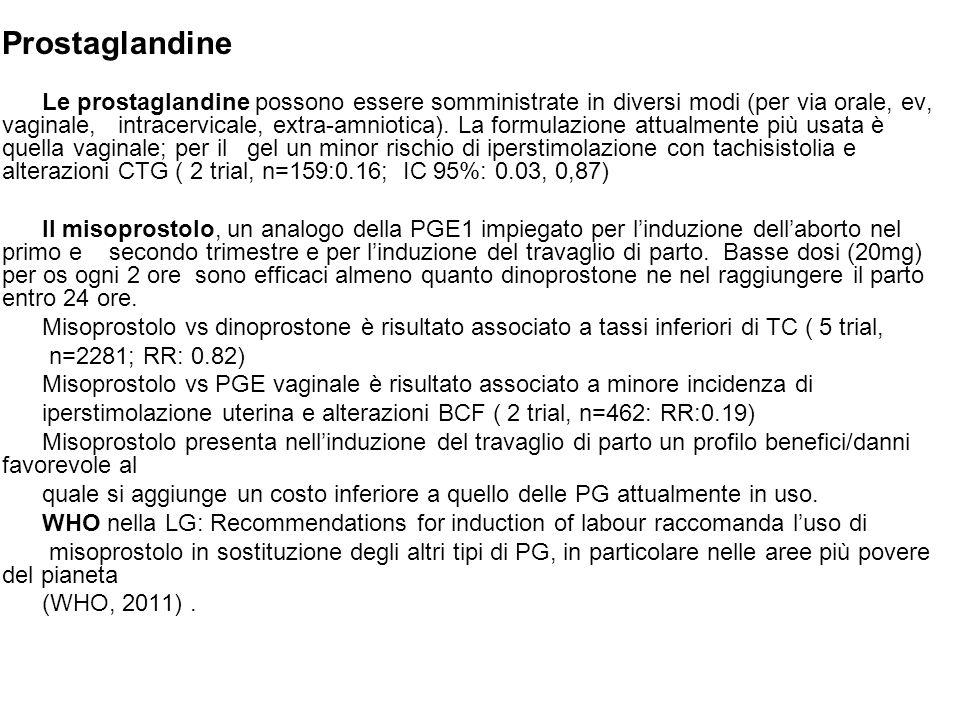 Prostaglandine