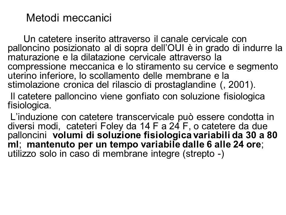 Metodi meccanici
