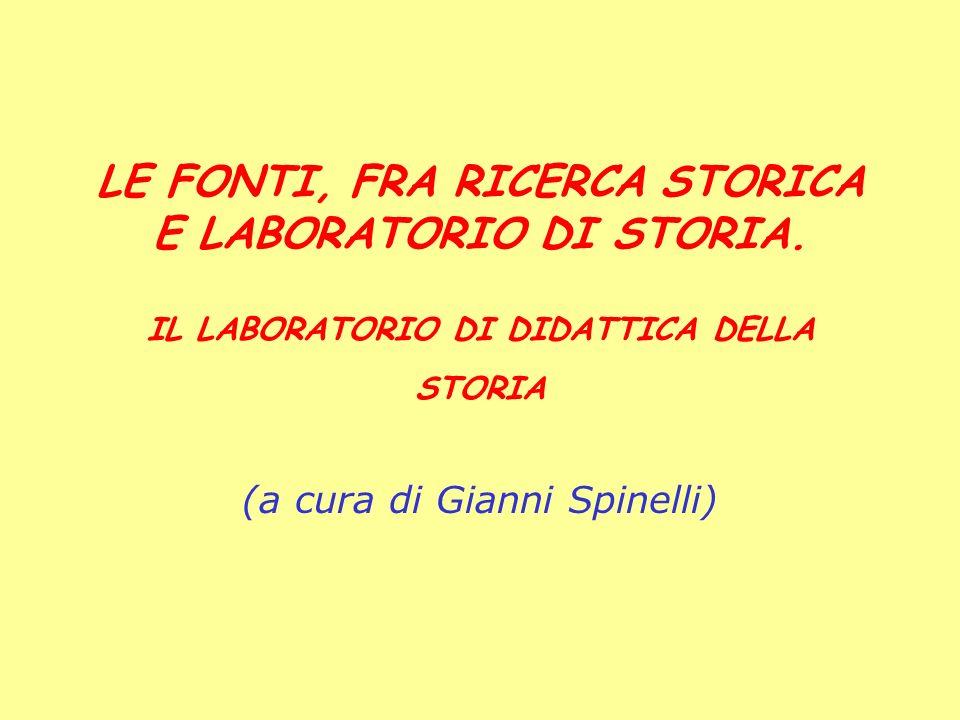 (a cura di Gianni Spinelli)