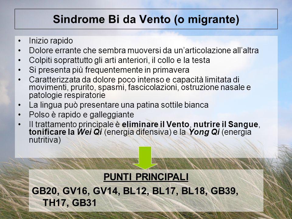 Sindrome Bi da Vento (o migrante)
