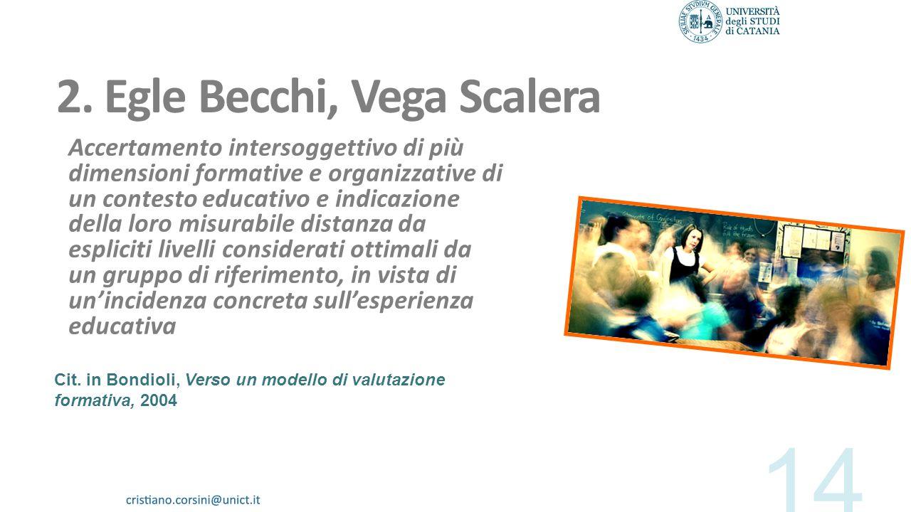 2. Egle Becchi, Vega Scalera