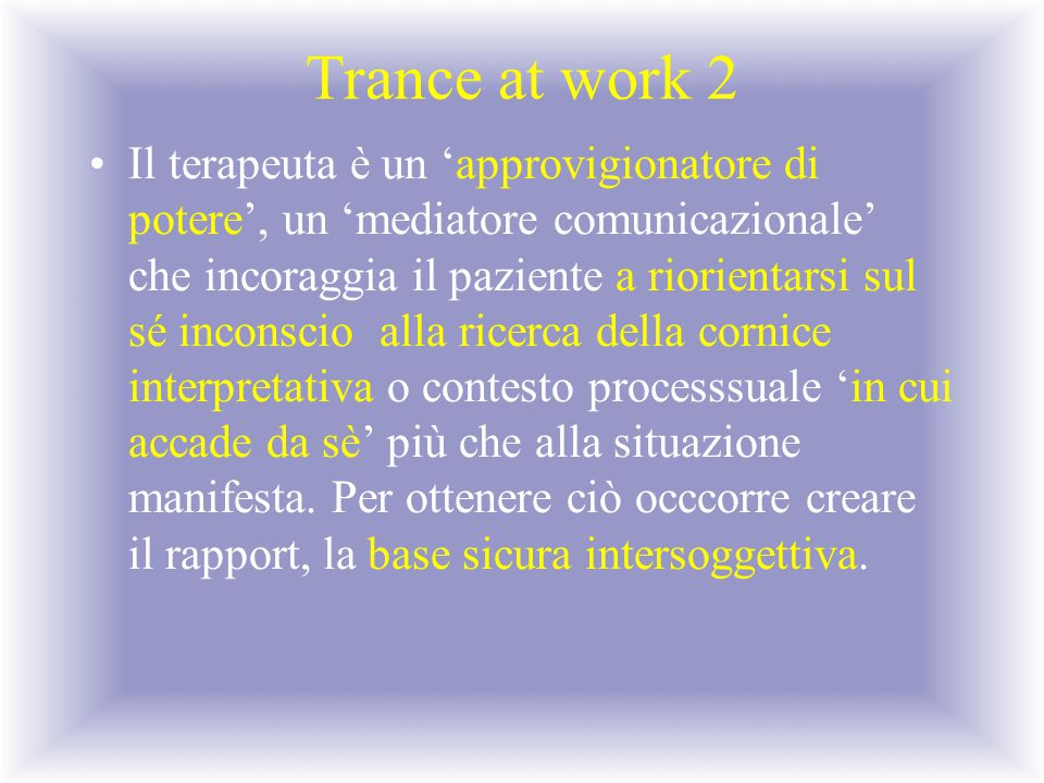 Trance at work 2