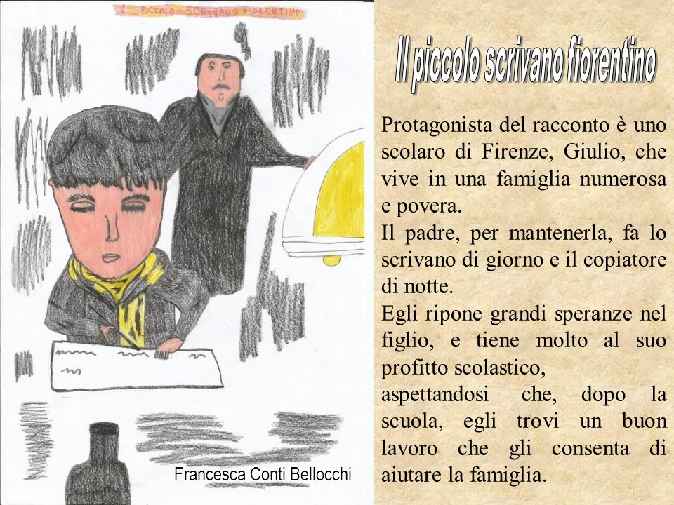 Il piccolo scrivano fiorentino