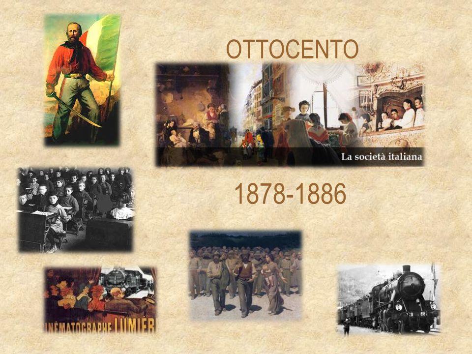 OTTOCENTO 1878-1886