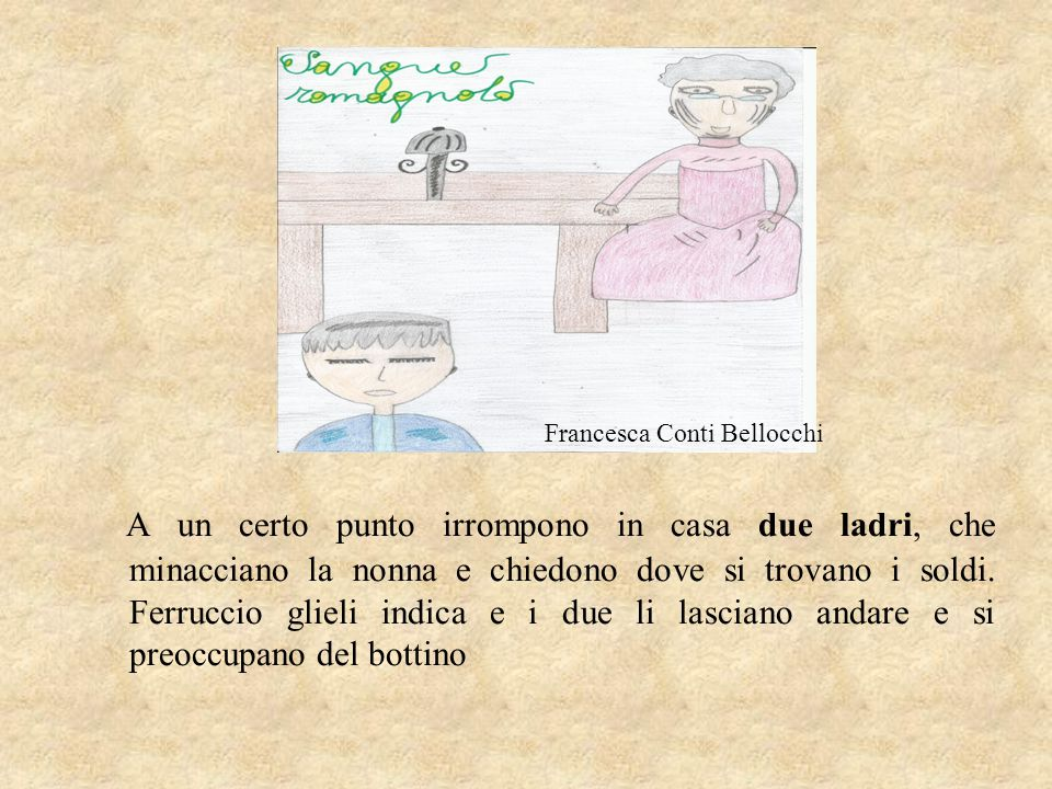 Francesca Conti Bellocchi