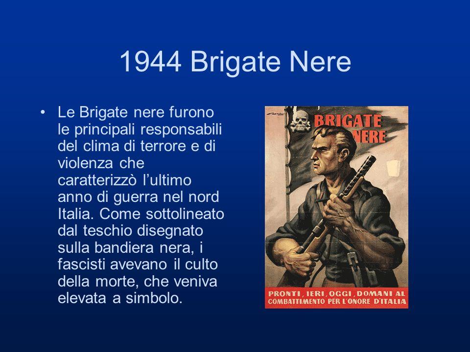 1944 Brigate Nere